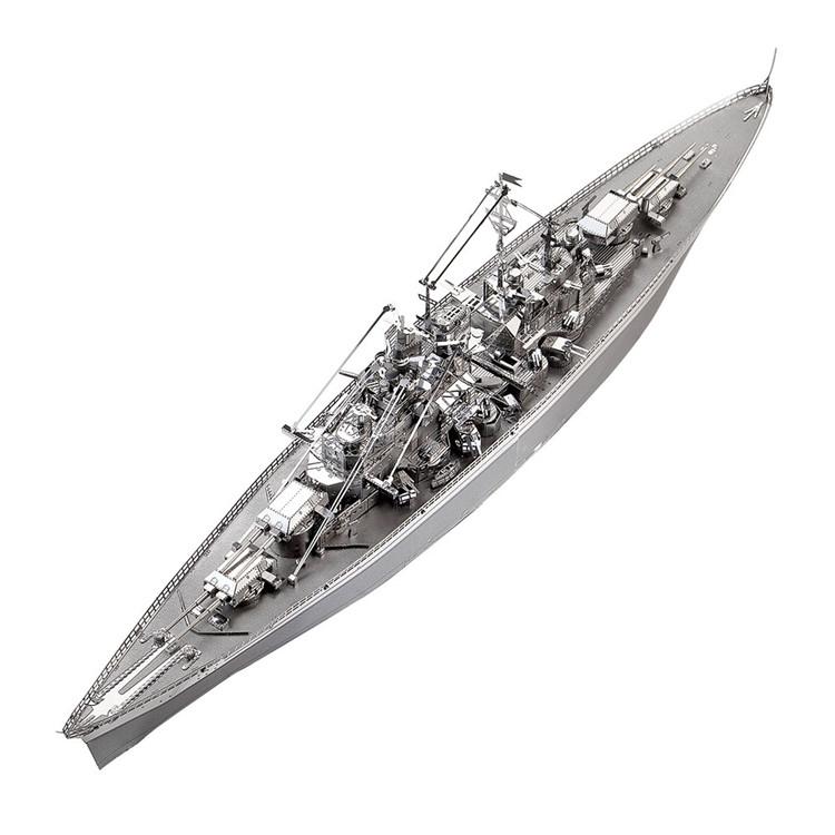 piececool-battleship-bismarck