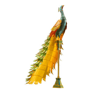 piececool-colorful-peacock