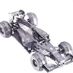 piececool-racing-car